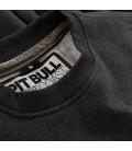 Bluza crewneck Pit Bull model Small Logo 17 ciemno szara