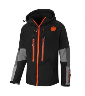 Kurtka PitBull softshell model Alosta czarna