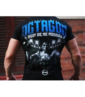 Koszulka Octagon model Nigdy się nie poddawaj
