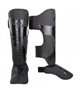 Ochraniacze nóg Ringhorns model Charger czarno czarne