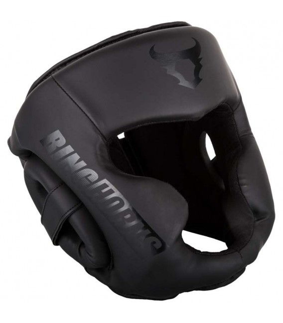 Kask treningowy RingHorns model Charger czarny