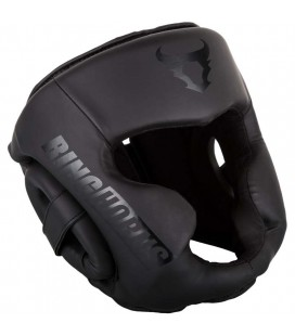 Kask treningowy RingHorns model Charger czarny matowy