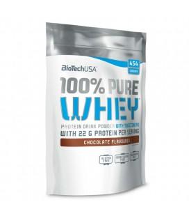 Biotech USA 100% Pure Whey 454g świetne białko