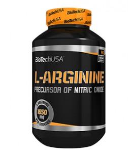 Biotech USA L-Arginine 90kaps