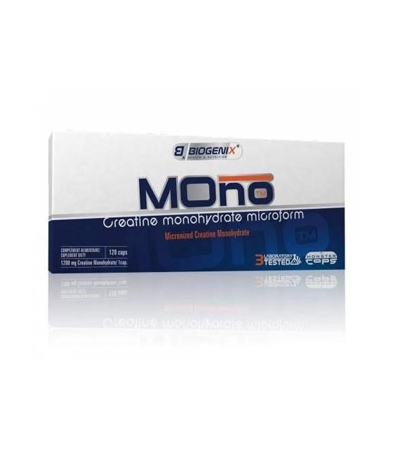 BIOGENIX Creatine Mono 30 kap blister kreatyna