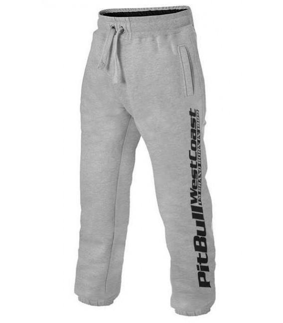 Spodnie dresowe Pit Bull szare  Pitbull 17