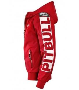Kurtka Pit Bull West Coast Athletic 8 czerwona