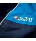 Kurtka przeciwdeszczowa Pit Bull model Homelands 2 niebiesko granatowa