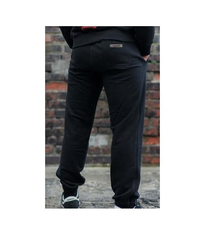 a37ac42ffd Spodnie dresowe Octagon Basic Fight Wear czarne odzież uliczna