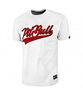 Koszulka Pit Bull model San Diego Dog 18 biała
