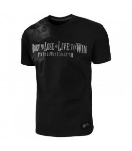 Koszulka Pit Bull model Ace of Spades 18 black
