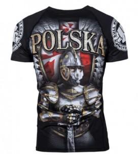 Rashguard Pit Bull  model Polska HUSSAR