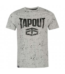 Koszulka Tapout model SPLATTER szaty melanż