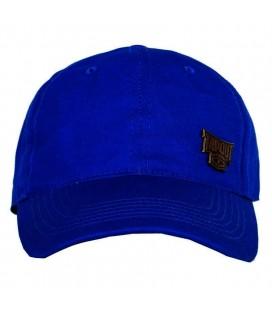 Tapout czapeczka z daszkiem kolor niebieski szafirowy