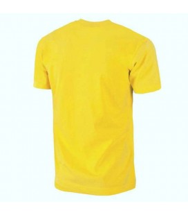 Koszulka Pit Bull model Small Logo 2018 yellow