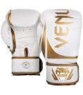 Rękawice do boksu Venum Challenger 2.0 biało złote