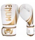Rękawice do boksu Venum Challenger biało złote