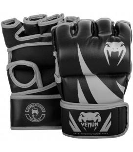 "Rękawice MMA marki Venum model ""Challenger"" -czarno szare"