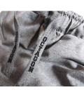 Spodenki bawełniane Octagon model Logo szare