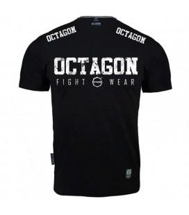 Koszulka Octagon Fight Wear 2018 czarna
