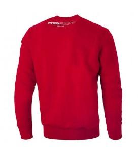 Bluza PIT BULL model Juniper  kolor czerwony.