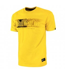 Koszulka Pit Bull  model Sunlight kolor żółty
