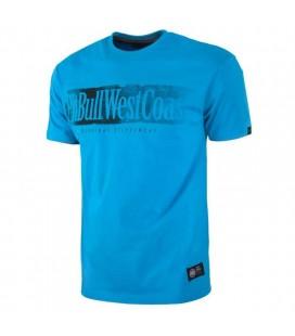Koszulka Pit Bull  model Sunlight surfer blue
