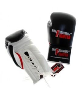 Rękawice bokserskie sznurowane Professional Fighter model NEVADA