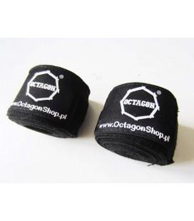 Bandaże Octagon owijki bokserskie elastyczne 3m