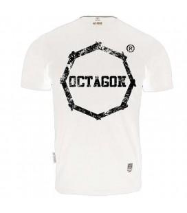 Koszulka Octagon model Logo Smash czarna