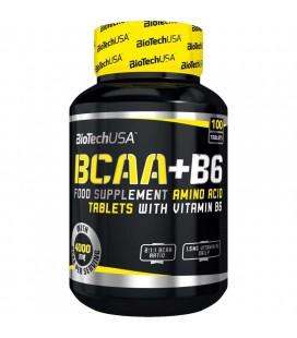 Biotech USA BCAA +B6 100 tabletek