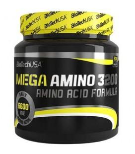 Biotech USA Mega Amino 3200 300 tabletek