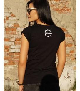 Koszulka damska Octagon model Logo