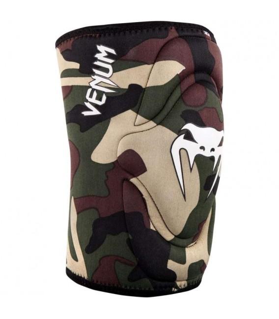 Ochraniacze kolan marki Venum model Kontact 2 szt moro