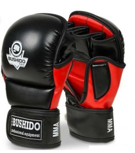 Rękawice sparingowe DBX Bushido  MMA, KRAV MAGA