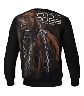Bluza Pit Bull model City of Dogs