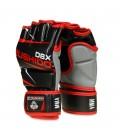 Rękawice MMA chwytne firmy DBX Bushido model E1V6