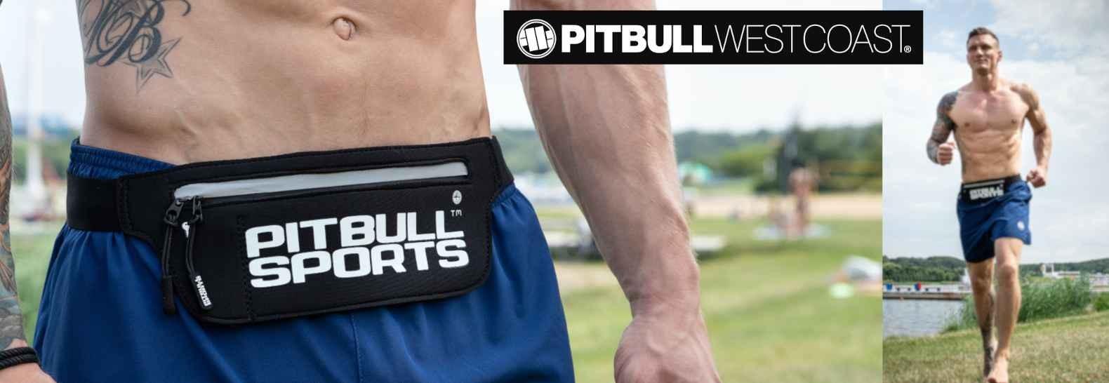 Saszetka nerka Pit Bull West Coast model Pitbull Sports